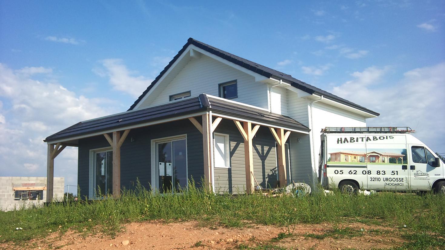 Maisons individuelles Maison GIL