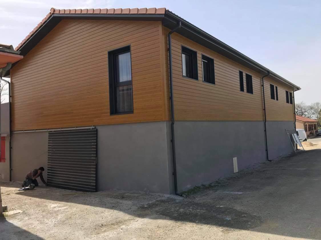 Maisons individuelles Giscaro