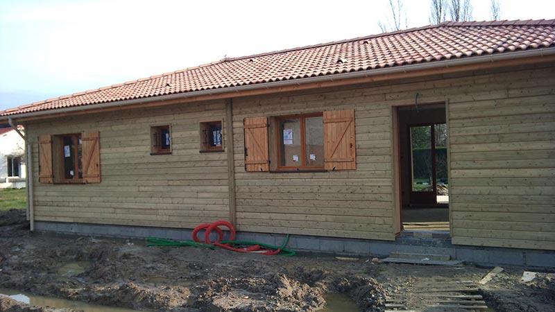 Maisons individuelles Maison LAETITIA