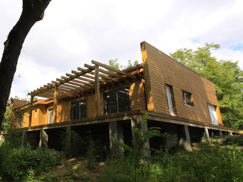 Réalisations Maison Ossature Bois Gironde