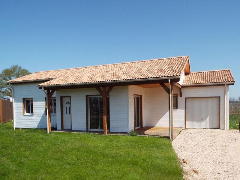 Maison Ossature Bois Midi Pyrénées