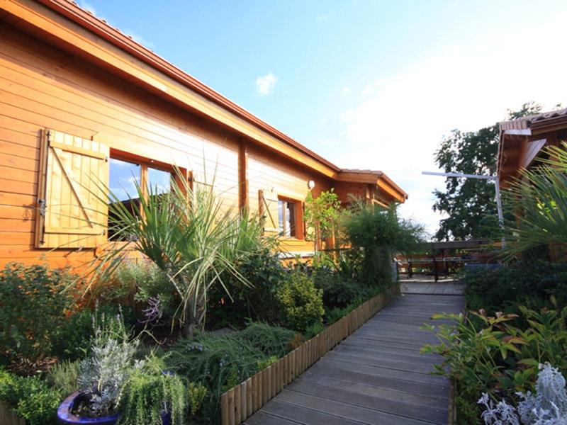 Maison Ossature Bois Gers